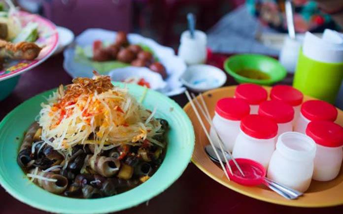 Ăn vặt Đà Nẵng