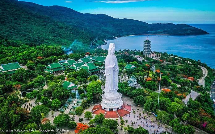 Địa điểm du lịch tâm linh Đà Nẵng